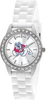 "Game Time Women's COL-FRO-FRE ""Frost"" Watch - Fresno State"