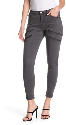 Blank NYC Blanknyc Denim Zip Pocket Utility Pants