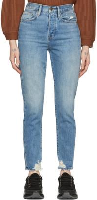Frame Blue Le Original Skinny Jeans