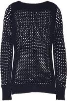 Nina Ricci Open-knit wool sweater