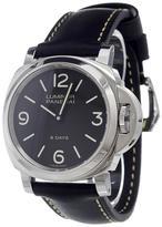 Panerai 'Luminor Base Acciaio' analog watch