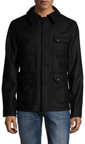 Nudie Jeans Wool Ethan Recycled Jacket