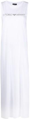 Emporio Armani Logo Tank Dress