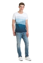 Country Road Horizon Graphic T-Shirt
