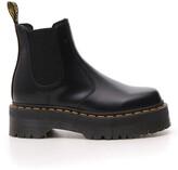 Dr. Martens Slip On Ankle Boots