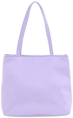 Hai Little Lilac Silk Top Handle Bag