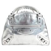 Balenciaga Boston leather bag