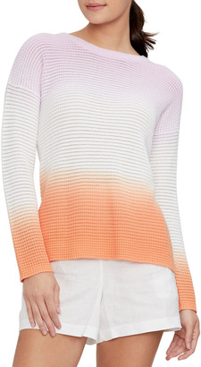 Michael Stars Paige Dip Dyed Sweater