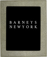 Barneys New York Shagreen-Effect Picture Frame
