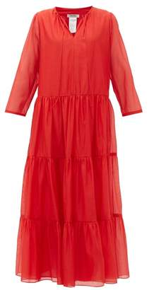 Max Mara S Arold Dress - Womens - Red