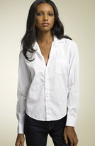 Frank & Eileen Wrinkled Button Down Shirt