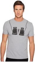Original Penguin Short Sleeve Binoculars Tee Men's T Shirt