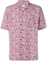 Xacus floral short-sleeve shirt