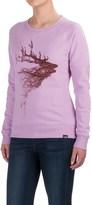 The North Face Elk Sweatshirt (For Women)