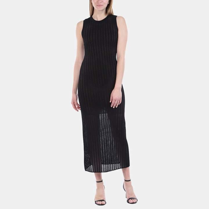 A.L.C. Daphne Open Knit Maxi Dress