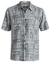 Quiksilver Waterman Men's Sage Advice Button Down Shirt