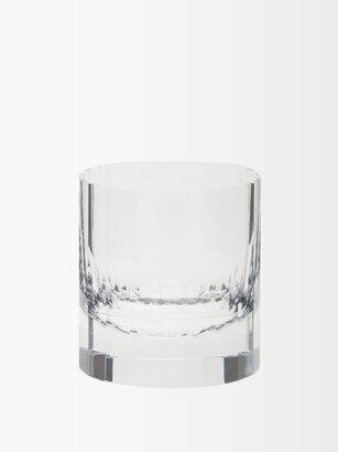 clear Richard Brendon - Fluted Double Old Fashioned Glass