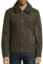 Pendleton Sedona Faux Fur Collar Jacket
