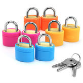 NEW Go Travel Glo Lock Set 2pce