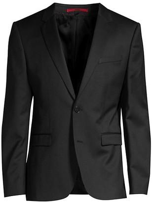 HUGO BOSS Aldons Wool Suit Jacket