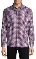 Robert Graham Travis Cotton Button-Down Shirt