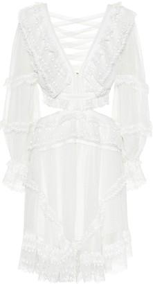 Zimmermann Suraya silk dress