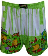 Briefly Stated Teenage Mutant Ninja Turtles Men's Boxers