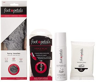 Foot Petals Cold Weather Combo Gift Care Pack For Foot Shoe Health Essentials (Assorted) Women's Insoles Accessories Shoes