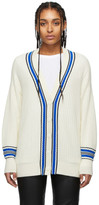Rag & Bone Off-White Merino Dianna Cardigan