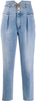 Pinko Ariel 2 Bustier Jeans
