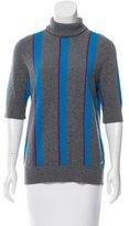 Chanel 2016 Stripe Cashmere Top w/ Tags