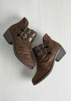 ModCloth Vouch for Slouch Block Heel Bootie in 7.5