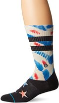 Stance Men's Formation Tie Dye Arch Support Classic Crew Sock