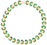 Fallon WOMEN'S SERPENTA CLUSTER CHOKER