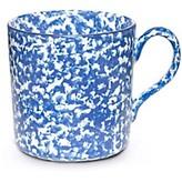 Tory Burch Spongeware Mug, Set Of 4