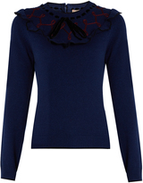 Roksanda Langton wool and cashmere-blend sweater
