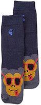 Joules Boys Monkey Character Socks