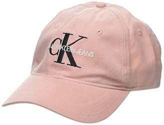 Calvin Klein J Monogram, Women's Baseball Cap, Black