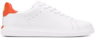 Tory Burch Flat Low Top Sneakers