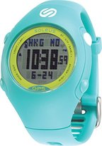 Soleus Women's SG006-356 GPS Mini Digital Display Quartz Blue Watch