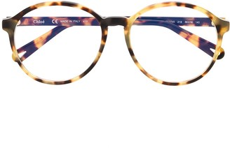Chloé CE2745 round-frame glasses