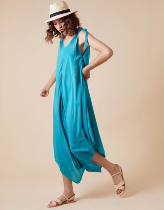 Under Armour Relaxed Romper in LENZING ECOVERO Teal