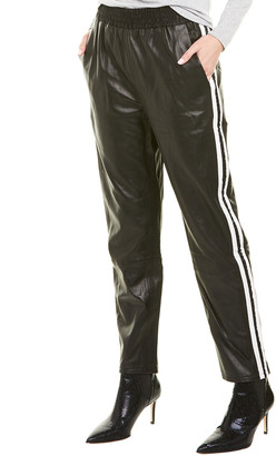 Veda Rival Skinny Leather Pant