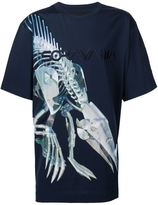 Juun.J x Hajime Sorayama print T-shirt - men - Cotton - 46