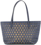 Fendi Pre Owned Zucca Stars tote bag