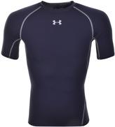 Under Armour HeatGear Armour T Shirt Navy
