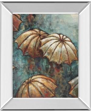 "Classy Art Umbrellas by Heath Mirror Framed Print Wall Art, 22"" x 26"""