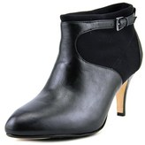 Taryn Rose Tampa Women Pointed Toe Leather Bootie.