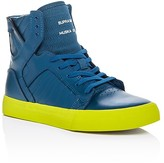 Supra Boys' Skytop Metallic High Top Sneakers - Toddler, Little Kid, Big Kid