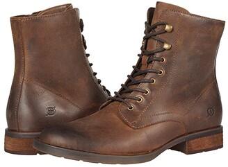 Børn Boreen (Brown Full Grain) Women's Boots